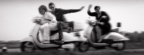het hippe team van De Goedkoopste Trouwfotograaf